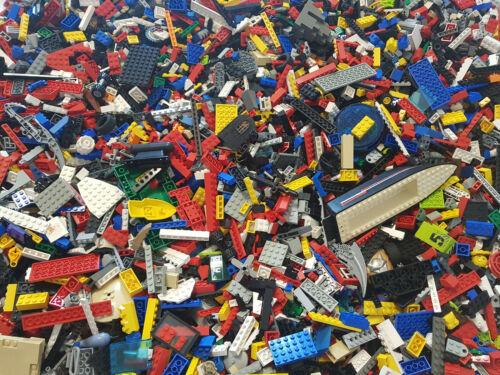 1 kg Lego® Steine Platten Räder Basic Sonderteile gemischt kg