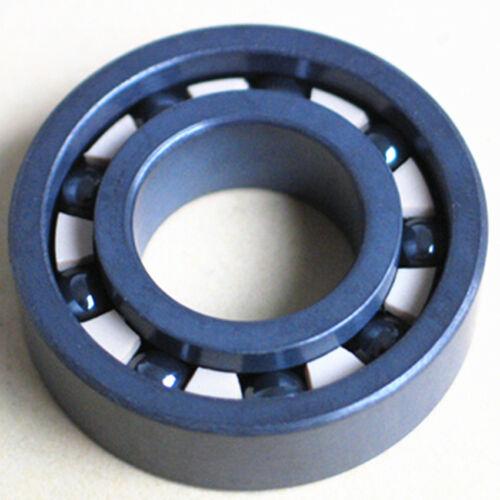 2pcs 6202 Full Ceramic Bearing SI3N4 Ball Bearing 15x35x11mm Silicon Nitride