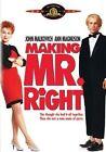 Making Mr. Right (DVD, 2004)