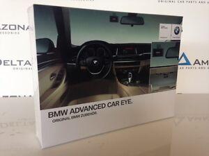 Neu Bmw Advanced Car Eye Hd Kamera Dashcam Vorne Hinten Video Record