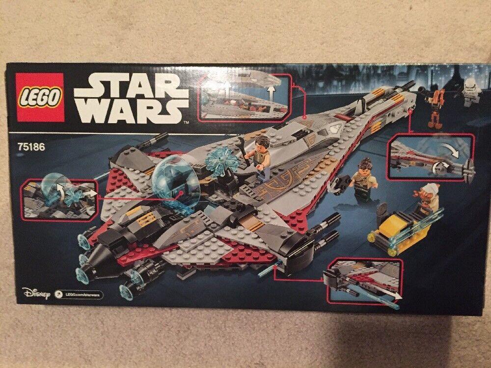 LEGO  Star Wars The Arrowhead 2017 (75186) NISB  70% de réduction