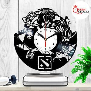 The Wizard of Oz Art Gift Decor Home Wall Clock Black Original Gift Unique Design
