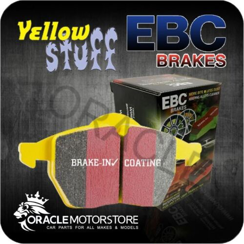 NEW EBC YELLOWSTUFF FRONT BRAKE PADS SET PERFORMANCE PADS OE QUALITY DP41200R