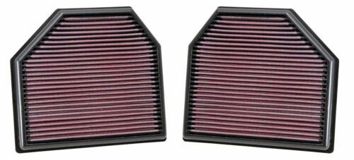 K/&N 33-2488 for BMW F82 F83 M4 3.0 S55 washable drop in panel air filter