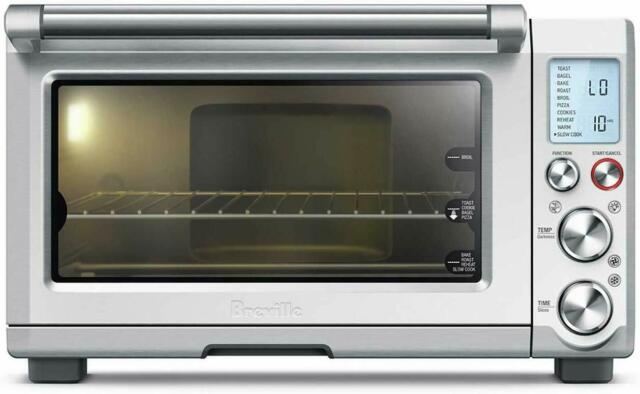 Breville Smart Oven Pro Bov845bss 1800w Convection Oven