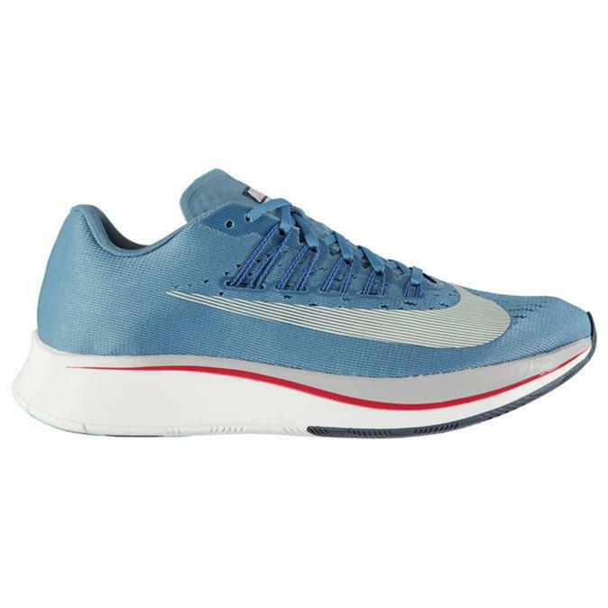 Nike Zoom Fly Mens Running Trainers US 9.5 CM 27.5 REF 1614