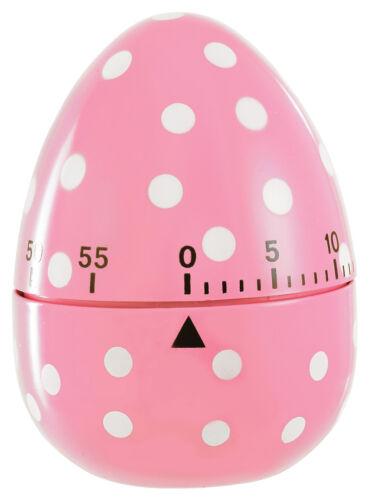 Gepunktet Eieruhr Eddingtons Ei Küchen Timer 60 Minuten Countdown