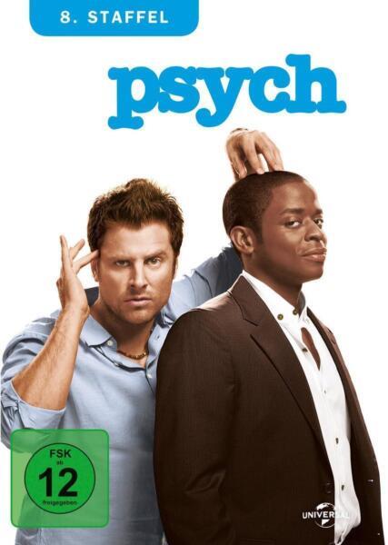 Psych Staffel 5