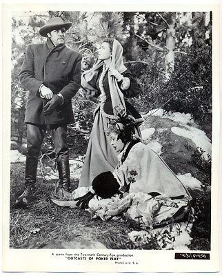 DALE ROBERTSON, ANNE BAXTER original movie photo 1952 THE ...