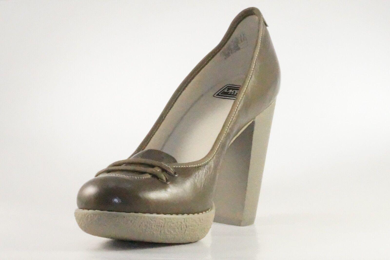 LACOSTE MISSIE GLOSS KID 37.5-40.5 NEU pumps high heels alisos ekani barbuda