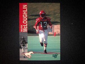 1995-REL-CANADIAN-FOOTBALL-MARK-MCLOUGHLIN-11-CALGARY-STAMPEDERS-CFL-CARD-FS