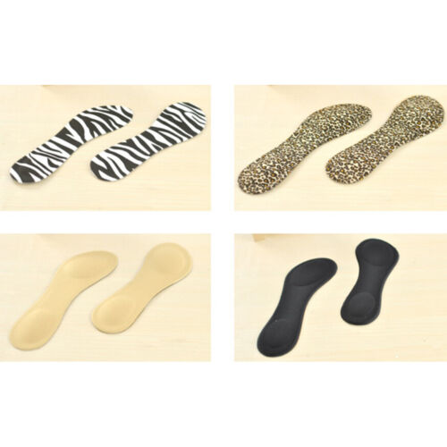 Heel Foot Cushion//Pad 3//4 Insole Shoe pad For Women Orthotic Arch Support*OJ