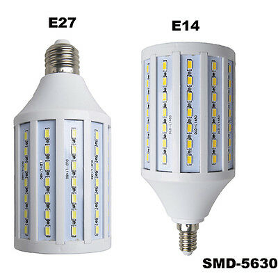20W 15W 12W 10W 7W 5W 3W E27 E26 E14 G9 LED Corn Light SMD 5630 5050 3528 5730