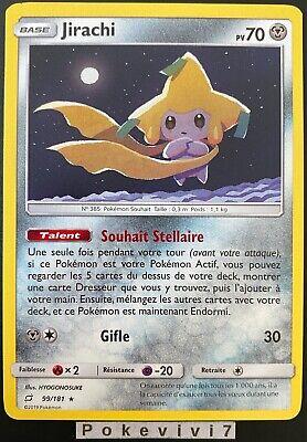 105//181 Pokemon sl9-sun and moon-duo shock scalproie-rare