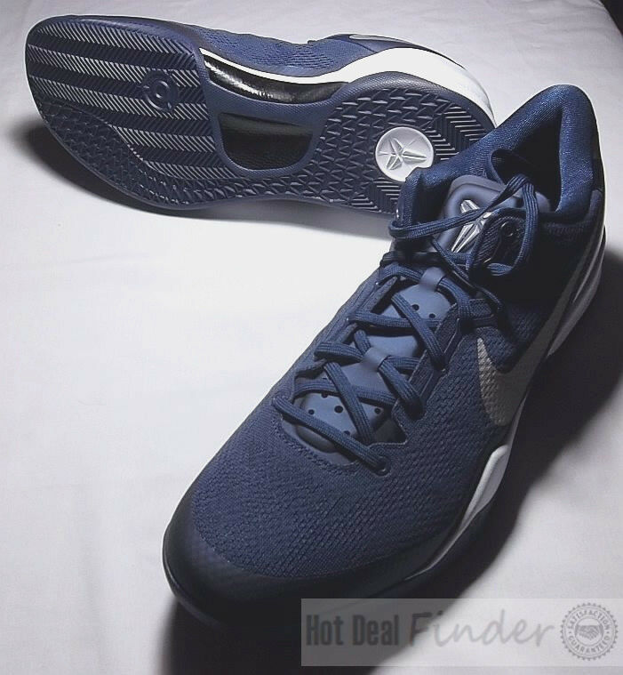 NEW NIKE KOBE 8 VIII TB SYSTEM = SIZE 17 = MEN'S BASKETBALL SHOES 599520-401