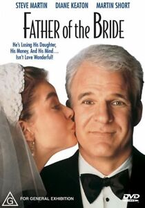 Father-Of-The-Bride-DVD-2002-R4-Terrific-Condition-Steve-Martin