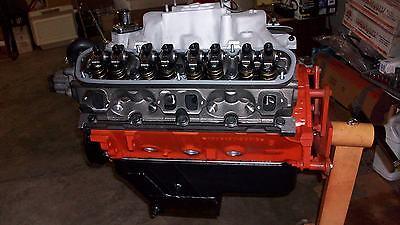 Mopar LA 408 360 340 Stroker CRATE MOTOR EQ 2.02 Head LONG BLOCK 318 REPL Dodge
