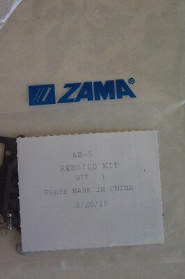 CARBURETOR REBUILD CARB KIT FOR ZAMA C1S-H4 C1S-H4A C1S-H8 C1S-H8A ZAMA RB-11