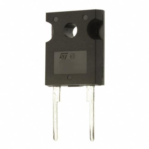 10 X Diodo rectificador rápido stth 60L06W 60 A 600 V 105 NS 2-Pin DO-247 Smps PSU PFC