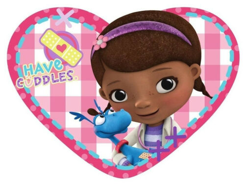"""6.5/""""-10.5/"""" Doc mcstuffins wall safe sticker border cut out character"""