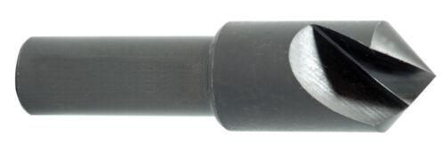 "1//4/"" x 82° Single Flute Countersink 1//4/"" Shank Melin Tool USA High Speed Steel"