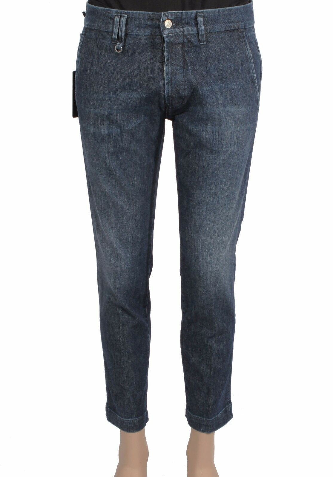 Vaqueros de hombre CYCLE MPT191 C D002 9034 Denim 12 OZ Confort denim indigo