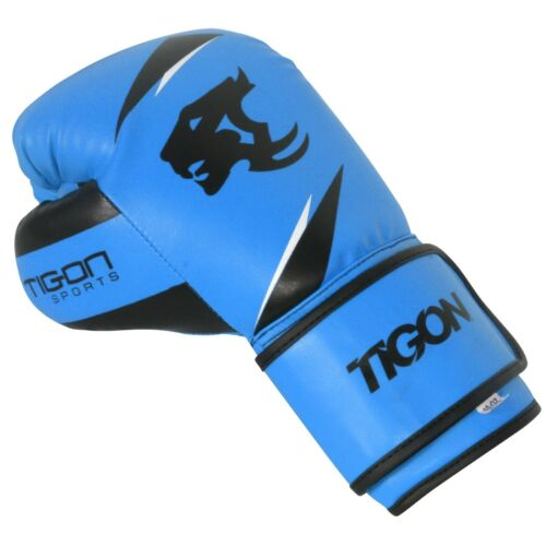 Tigon Boxing Gloves MMA Training Fight Sparring Punch Bag kickboxing 10oz 14oz