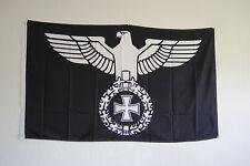 FLAGGE FAHNE 2459 DEUTSCHES REICH REICHSADLER KAISERREICH NEU