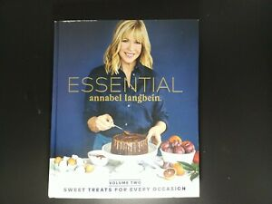Essential Sweet Treats For Every Occasion By Annabel Lang Vol. 2 Hardback