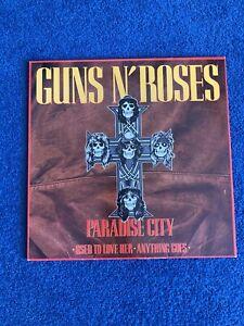 """guns n roses paradise city 12"""""""