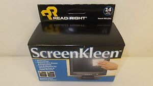 Details about Read Right Screen Kleen Alcohol-Free Cleaning System for  Electronics Wet & Dry