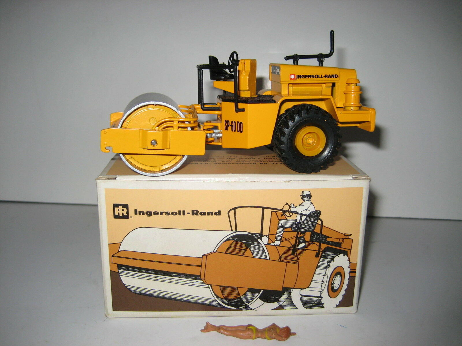 Ingersoll-Rand SP 60 DD Rouleau  157.3 NZG 1 50 neuf dans sa boîte