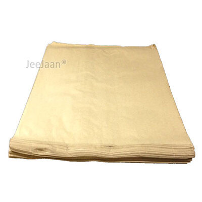 "2000-7/"" x 7/"" Brown Kraft Flat Strung Paper Bags Food Sandwich Grocery Bag"