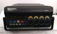 Sony BVW 50 BVW-50 BETACAM SP Portable Recorder