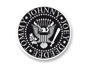 Pin Button Badge Ø38mm Logo Ramones Groupe Band Punk Rock