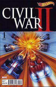 Civil-etait-II-1-of-8-HOT-WHEELS-VARIANT-Marvel-US-BD-a516