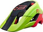 2016 FOX METAH MTB BIKE HELMET ALL SIZES- FLURO YELLOW