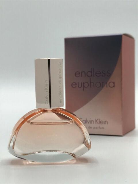 Calvin Klein ENDLESS EAUPHORIA WOMEN PARFUM SPLASH 0.17 OZ 5 ML NEW IN BOX