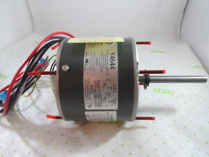 Details about First Choice Y4644 Condenser Fan Motor 1/3-1/6HP 208-230 on