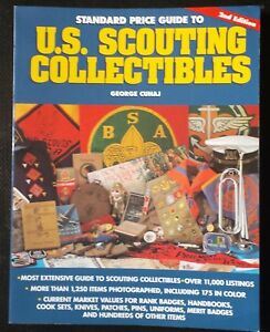 Details about Standard Price Guide to U S  Scouting Collectibles  2nd  Edition 2001