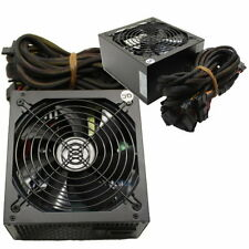 950W Gaming 140MM Fan Silent ATX Power Supply SATA 12V