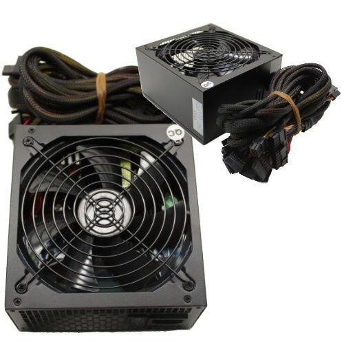 950W Gaming 140MM Fan Silent ATX Power Supply SATA 12V
