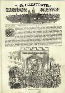 1845 Her Majesty The Queen Leaving The House Of Lords - <span itemprop='availableAtOrFrom'>Jarrow, United Kingdom</span> - If for any reason you are not satisfied with your item, do let us know. If you wish to return it, you may, within 14 days, and we will issue you with a full refund. Most purchases from bus - <span itemprop='availableAtOrFrom'>Jarrow, United Kingdom</span>