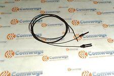 2 x Keyence FU-49X fiber optic sensor head