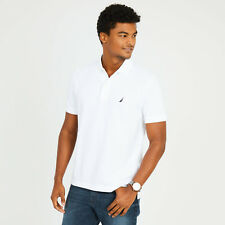New NWT Mens Nautica Polo Pique Shirt Classic Fit Small Medium Large XL 2XL