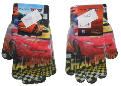 Cars Übergangshandschuhe Kinder Handschuhe Jungen Auto Lightning McQueen Disney