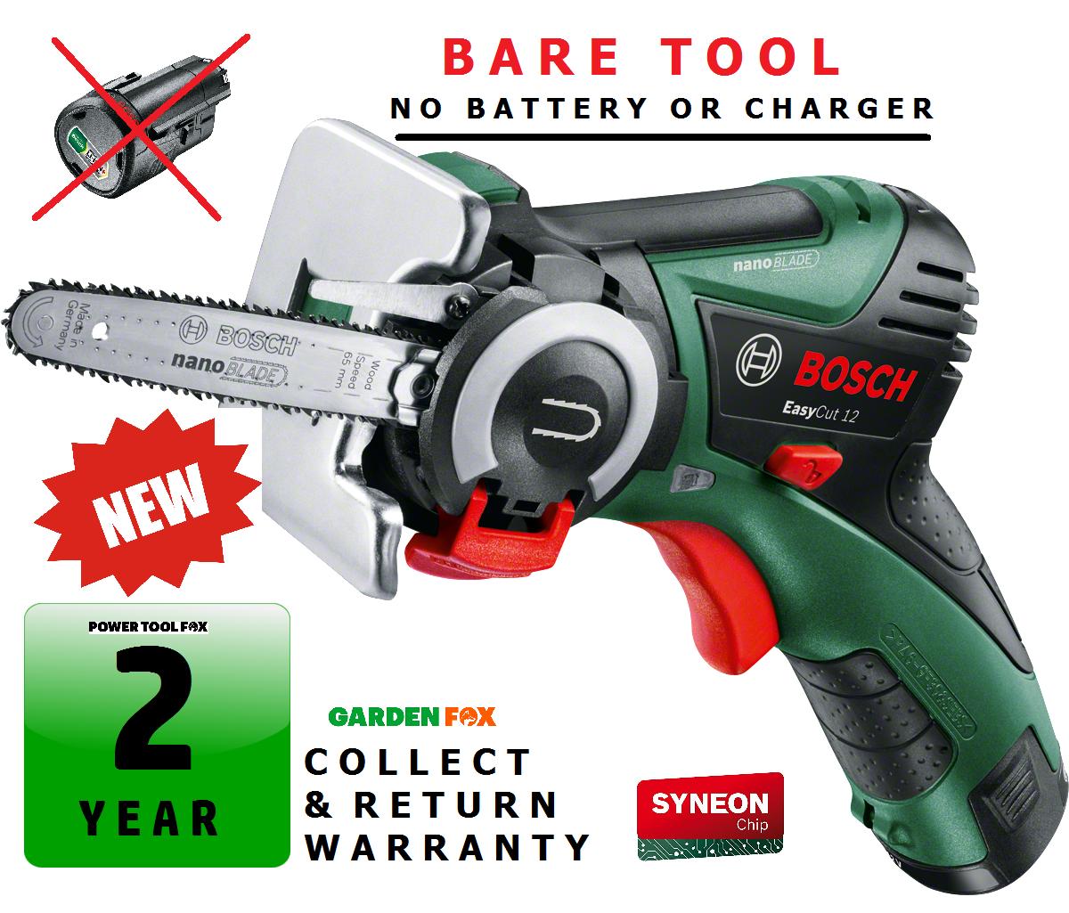bosch easycut 12 cordless saw 06033c9001 3165140830812 | ebay