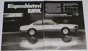 Advert-Pubblicita-Auto-1980-BMW-SERIE-6-E24