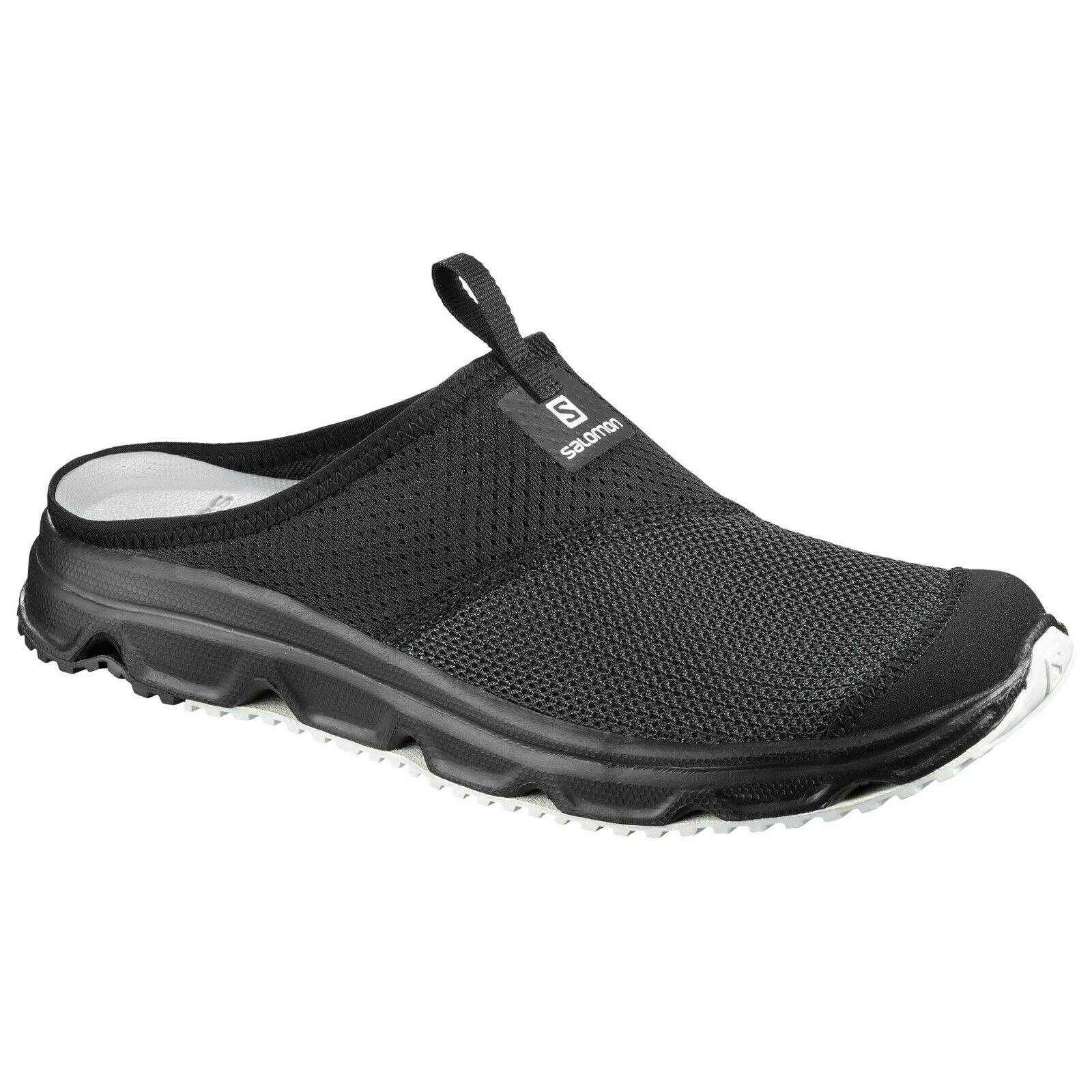 Salomon RX Slide 4.0 Men's Mules Sandals Casual Shoes BlackBlue