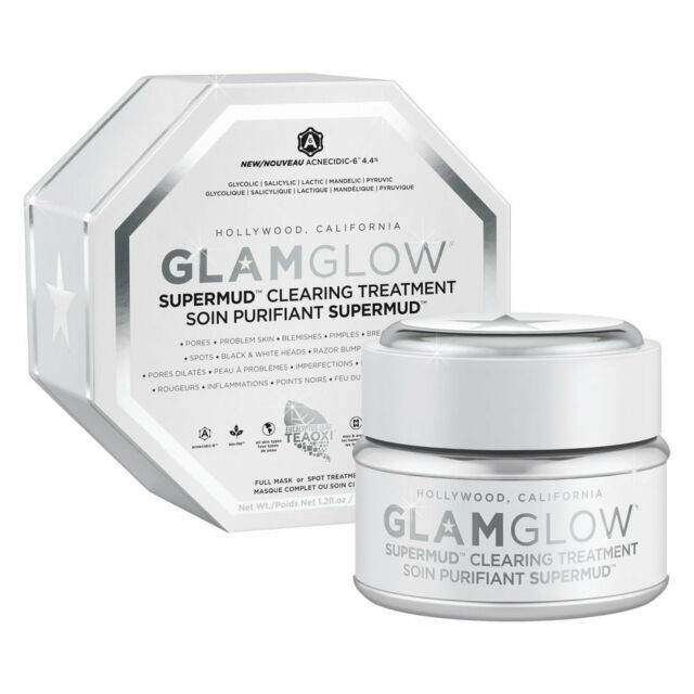 GlamGlow - SuperMud Clearing Treatment - 34g